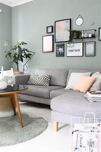 Wandfarbe Für Wohnzimmer : im wohnzimmer altbauwohnung pinterest wohnzimmer haus und wohnen ~ One.caynefoto.club Haus und Dekorationen
