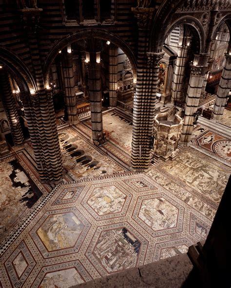 pavimenti duomo di siena il pavimento della cattedrale di siena olmastrello