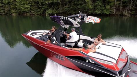 Ski Boat In Saltwater by Boat Rentals Boundary Waters Resort
