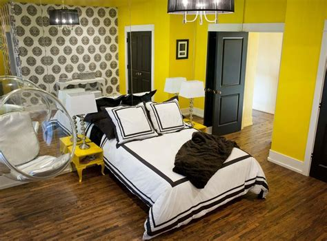 yellow wall paint  create cheerful  fraesh nuance
