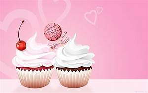 Cute Cupcake Backgrounds - Wallpaper Cave