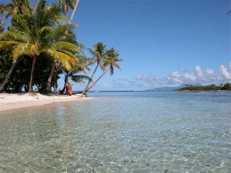 French Polynesia Tahiti Island Wallpapers Hd Photos