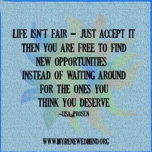 life aint fair quotes quotesgram