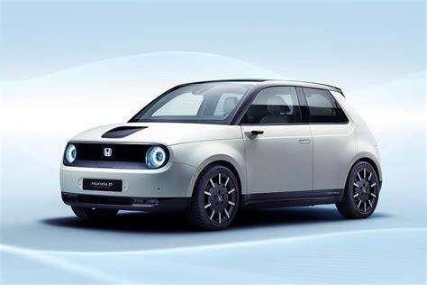 Honda E Prototype Electric Car To Debut At Geneva Motor