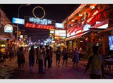 Siem Reap targets Pub Street and street vendors in a city