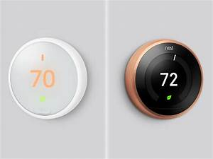 Nest Learning Thermostat Vs  Nest Thermostat E  What U0026 39 S The