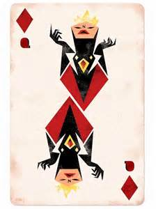 Disney Queen of Diamonds Playing Cards