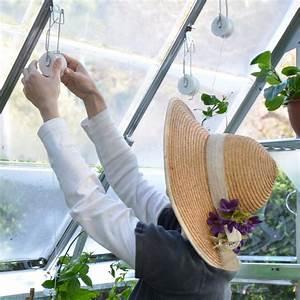Serre Pour Plante : kit d 39 accroche pour la culture de tomates en serre ~ Premium-room.com Idées de Décoration