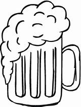 Beer Clipart Glass Glasses Clipground sketch template