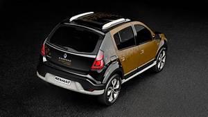 Renault Sandero Stepway Concept  U2013 Features  Photos