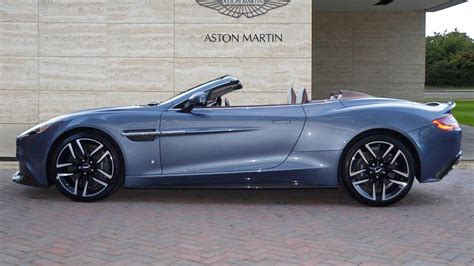 Aston Martin Vanquish Volante One Aston Martin Vanquish Volante Am37 Is For Sale Now