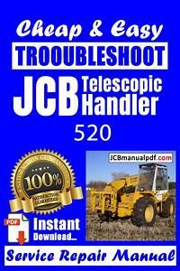 Jcb Telescopic Handler 520