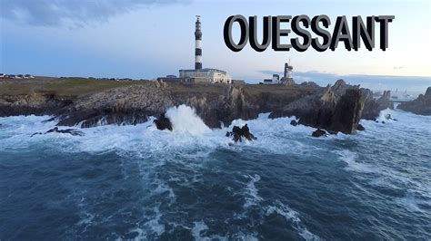 ouessant island  drone youtube