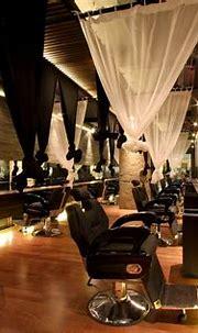 Interior: Salon interior design ideas