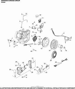 Kohler 18 Hp Ohv Engine Diagram  Kohler  Free Engine Image For User Manual Download