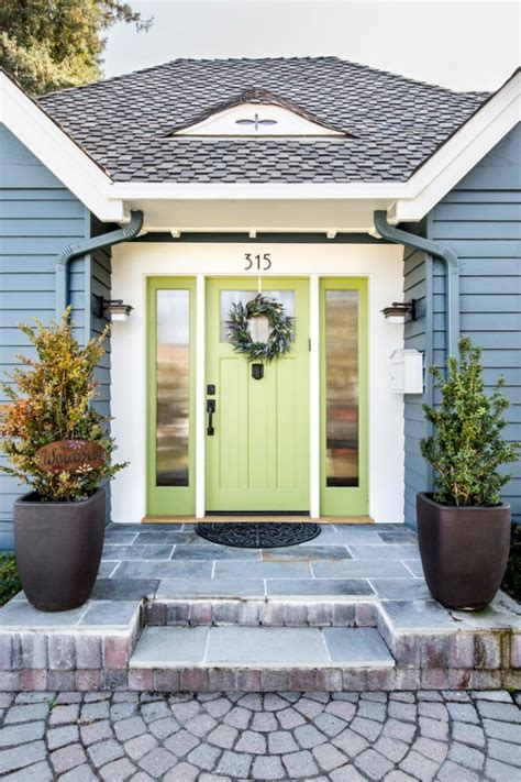 inviting transitional entrance designs