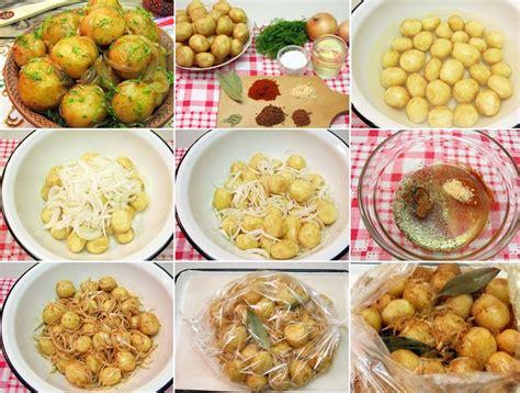 Jaunie kartupeļi ar garšaugiem maisiņā - Laiki mainās!
