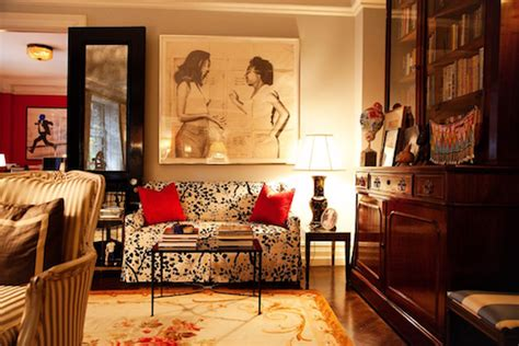 Reflection Agency A Peek Inside Kate Spade's Apartment