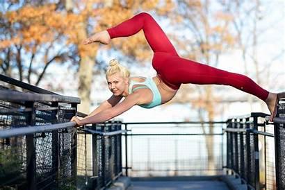 Barefoot Gymnastics Outdoors Wallpapers Sports Wallhere Yoga