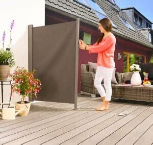 seitenmarkisen zum ausziehen balkon sichtschutz zum ausziehen merejazbaat
