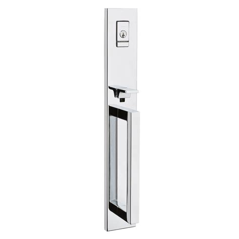 evolved minneapolis full escutcheon handleset