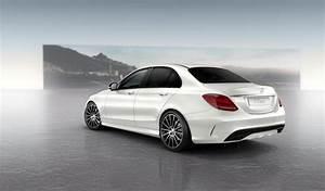 Mercedes Classe C Blanche : mercedes assombrit la classe c gr ce au pack night ~ Gottalentnigeria.com Avis de Voitures