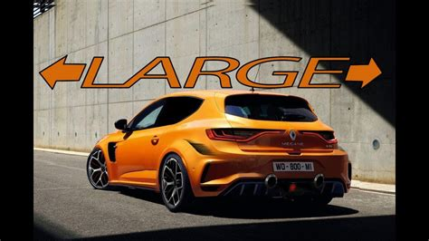 megane  rs  laaaarge youtube