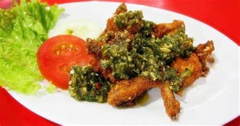 resep masakan indonesia resep ayam goreng cabai hijau