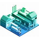 Manufacturing Esri Plant Banner Illustration Industries Gis