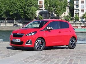 Peugeot 108 5 Türig : la peugeot 108 arrive en occasion une citadine acheter en confiance ~ Jslefanu.com Haus und Dekorationen