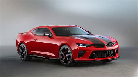 Redesign Chevrolet Camaro Ss 2018 All About Gallery Car