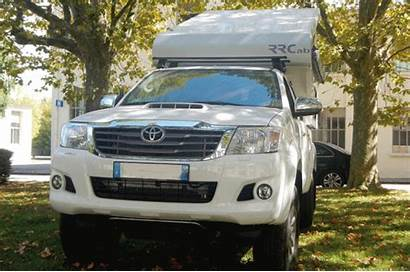 Cellule Hilux Toyota 4x4 Camping Pick Double