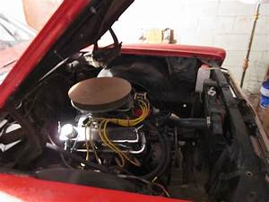 1966 Ford Galaxie 500 Fastback  Red  Manual 3