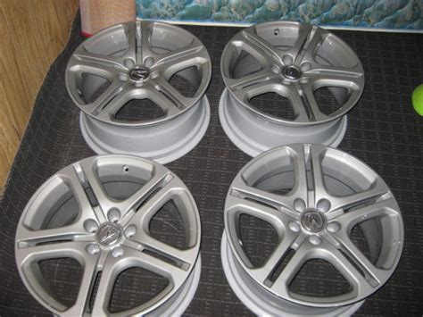 2004 Acura Tl Wheels by Sold 2004 Acura Tl A Spec Wheels Acurazine Acura