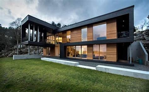 modern scandinavian house scandinavian modern dream house by the sea