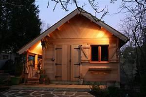Abri De Jardin Fait Maison : cabane chalet bois les cabanes de jardin abri de jardin ~ Dailycaller-alerts.com Idées de Décoration