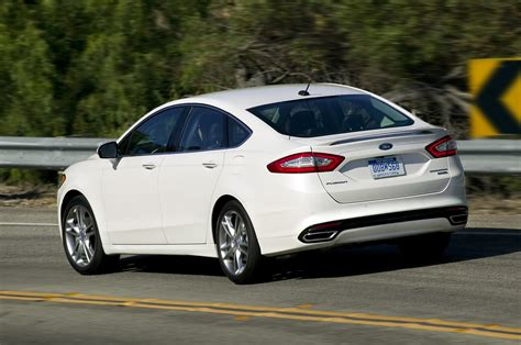 Ford Fusion Ecoboost Review by Drive Review Ford Fusion 2 0 Ecoboost