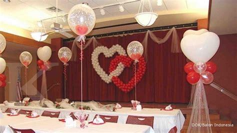 balon dekorasi  pesta  rezeki