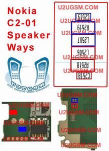 Circuit Diagram Of Nokia C2 01