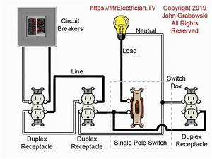 Light Switch Wiring Diagrams