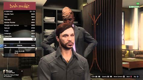 gta  male hairstyles ps youtube