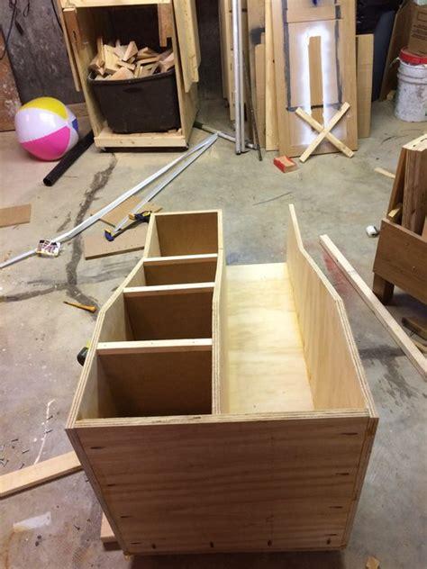 scrap lumber cart  edscustomwoodcrafts  lumberjocks
