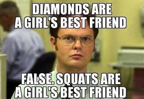 Squat Meme - squats aren t great for just women but for men too thick quads are manly fi http