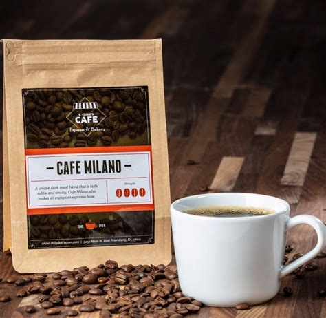 I have never had coffee quite like this before and it was a bit of a sensory overload when i had the opportunity to taste test 3 of. Café Milano Coffee for Sale: Lancaster | S. Clyde Weaver