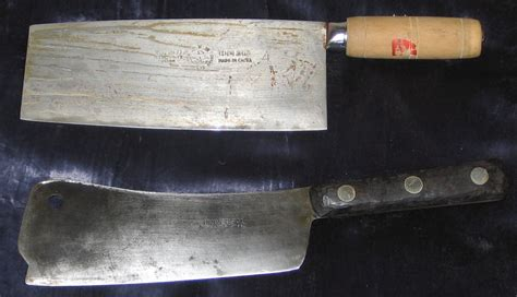different types of kitchen knives and their uses cleaver definition what is