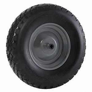 Roue Brouette Haemmerlin : roue de brouette increvable diam tre 400mm pf 148 haemmerlin bricozor ~ Mglfilm.com Idées de Décoration