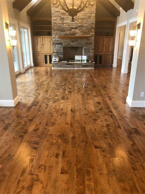 bona early american stain  maple hardwood floors
