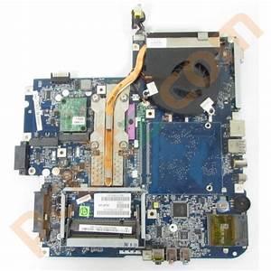 Acer Aspire 5720 Motherboard   T5250   1 5ghz  Heatsink