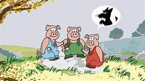 Youtube Les Trois Cochons : le mensonge des trois petits cochons youtube ~ Zukunftsfamilie.com Idées de Décoration