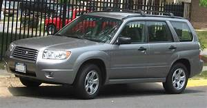 2006 Subaru Forester - Information And Photos